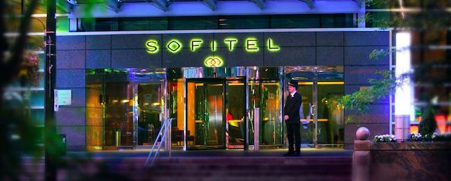Sofitel montreal hotel